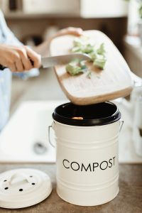 Composting In The Kitchen